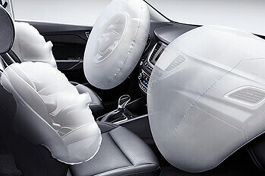 An toàn Hyundai Accent 1.4 AT Đặc Biệt - Hình 5
